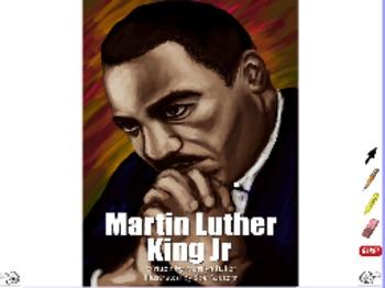 Martin Luther King Jr. - ActivInspire Flipchart - Interactive Big Book