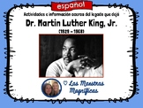Martin Luther King Jr. - Spanish/español