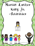 Martin Luther King Jr Activities