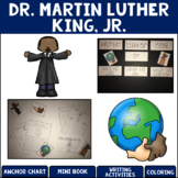 Martin Luther King, Jr, Activities
