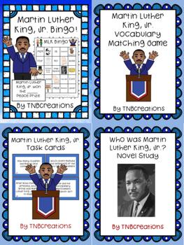 Martin Luther King, Jr. Activities Bundle