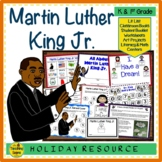 Martin Luther King Jr. : Activities & Centers