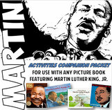 Martin Luther King, Jr. Reading Lessons & Interactive Activities Companion