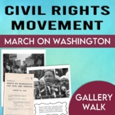 Civil Rights Movement: Gallery Walk & Primary Source Analysis