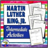 Martin Luther King Jr. Activities - Intermediate