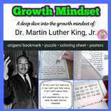 Martin Luther King, Jr. Activities - MLK Activities - Middle School Students