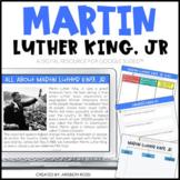 Martin Luther King, Jr. Activities | MLK (Google Slides™ )