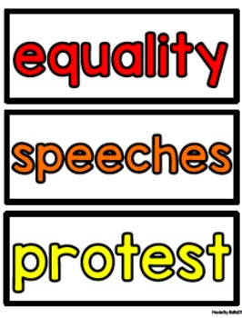 Martin Luther King Jr. Activities & Printables