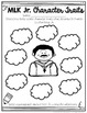 Martin Luther King Jr. {Activities & Printables}