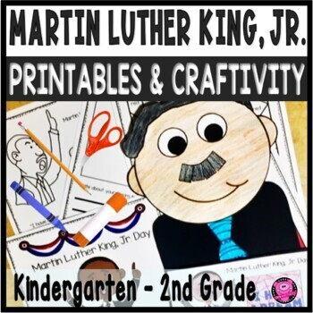 Martin Luther King Jr. Black History Month Activities