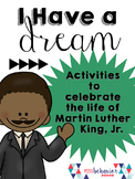 Martin Luther King Jr. Activities for Special Education