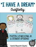 Martin Luther King Jr. Craftivity