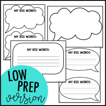 Martin Luther King Jr. Activity | Big Words Bulletin Board Kit