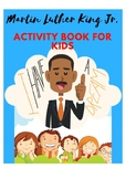 Martin Luther King Jr. Activity Book for Kids | New Year A