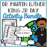 Martin Luther King Jr. Activity Bundle