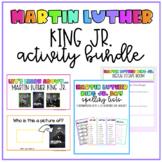 Martin Luther King Jr. Activity Bundle