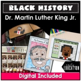 Martin Luther King Jr. Craft and Activities