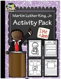 Martin Luther King, Jr. Activity Pack