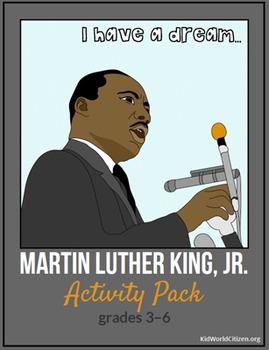 Martin Luther King Jr. Activity Pack