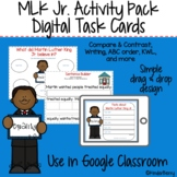 Martin Luther King Jr. Activity Pack Digital Task Cards | Interactive | Google