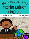 Martin Luther King, Jr. Activity Pack for Kindergarten