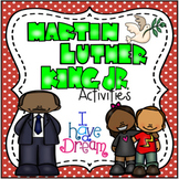 Martin Luther King Jr. Activity Packet