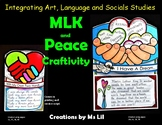 Martin Luther King Activity  ::  MLK Craft  ::  With My Own Two Hands Craft