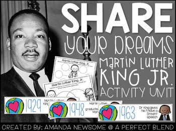 Martin Luther King, Jr. Activity Unit