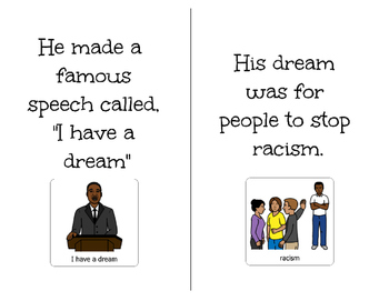 Martin Luther King, Jr.-Adapted Book