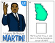 Martin Luther King, Jr. Adapted Books { Level 1 and Level 2 }