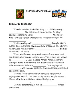 Martin Luther King, Jr. - American Hero (Houghton Mifflin Series)