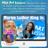 Martin Luther King Jr. Art Lesson