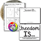 Martin Luther King Art Project, Freedom Is...