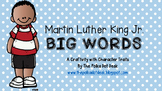 Martin Luther King Jr. BIG WORDS