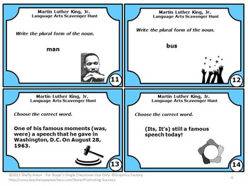 Martin Luther King Jr Activities Black History Month, MLK Day Activities BUNDLE