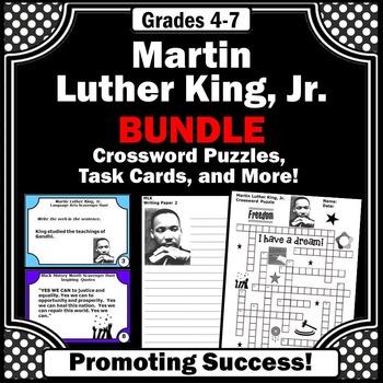 Black History Month Unit Plan Activities BUNDLE