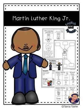 Martin Luther King Jr. (Bilingual)
