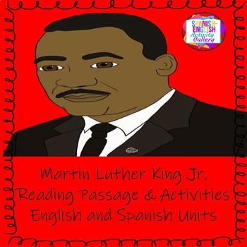 Martin Luther King Jr. Bilingual Unit