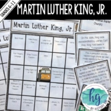 Martin Luther King Jr. Bingo