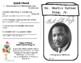Martin Luther King, Jr. (MLK) Biography Minibook and Activities