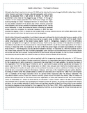 Martin Luther King Jr. - Biography - Reading Comprehension