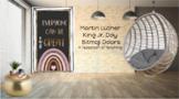 Martin Luther King Jr. Bitmoji Door Decoration Set