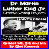 Martin Luther King Projects, Writing and Research Enrichment And Biography