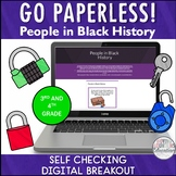 Black History Month Digital Breakout