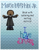 Martin Luther King Jr Book With Writing Activity
