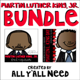 Martin Luther King Jr Bundle Fact and Opinion plus MLK Day Readers Theater