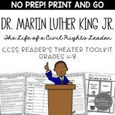 Martin Luther King Day CCSS Reader's Theater Toolkit for G