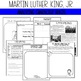 Martin Luther King, Jr. - Character Analysis & Opinion Writing