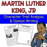 Martin Luther King, Jr. Literacy Activities