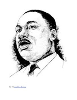 Martin Luther King Jr. Choral Reading Performance